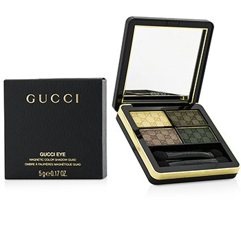 Gucci Magnetic Color Shadow Quad - #090 Serpentine Envy