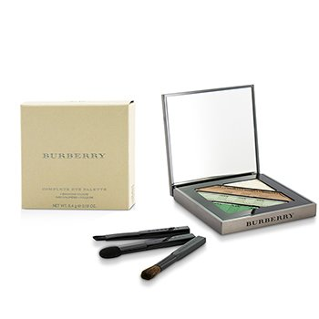 Burberry Complete Eye Palette (4 Enhancing Colours) - # No. 15 Sage Green