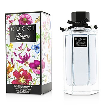 Gucci Flora by Gucci Glamorous Magnolia Eau De Toilette Spray (New Packaging)