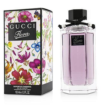 Gucci Flora by Gucci Gorgeous Gardenia Eau De Toilette Spray (New Packaging)