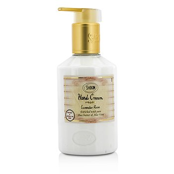 Sabon Hand Cream - Lavender Rose