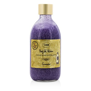 Sabon Body Gel Polisher - Lavender