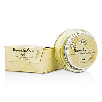 Sabon Moisturizing Face Cream - Carrot (For Normal to Dry Skin)