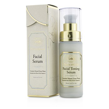 Sabon Facial Toning Serum - Ocean Secrets (For Mature & Dry Skin)