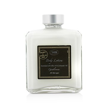 Sabon Body Lotion - Gentleman