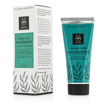 Apivita Cream With Eucalyptus