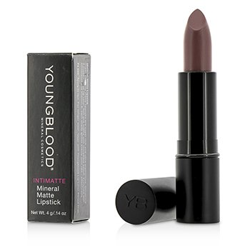 Youngblood Intimatte Mineral Matte Lipstick - #Vain