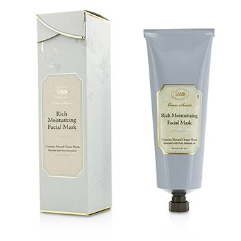 Sabon Rich Moisturizing Facial Mask - Ocean Secrets (For Normal to Dry Skin)
