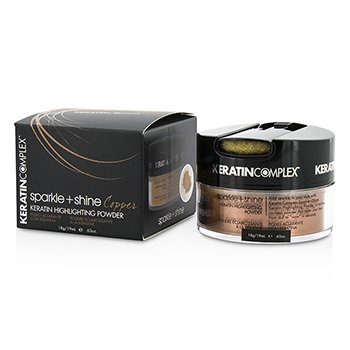 Keratin Complex Fashion Therapy Sparkle + Shine Keratin Highlighting Powder - # Copper