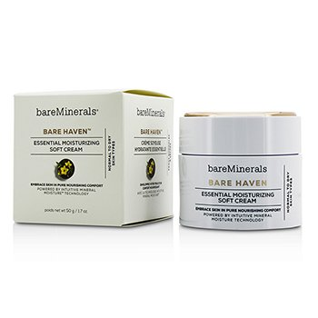 Bare Haven Essential Moisturizing Soft Cream - Normal To Dry Skin Types