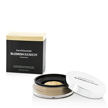 Bare Escentuals BareMinerals Blemish Remedy Foundation - # 01 Clearly Porcelain