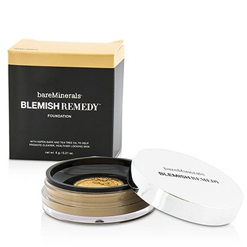Bare Escentuals BareMinerals Blemish Remedy Foundation - # 06 Clearly Beige