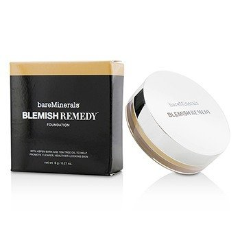 Bare Escentuals BareMinerals Blemish Remedy Foundation - # 07 Clearly Nude