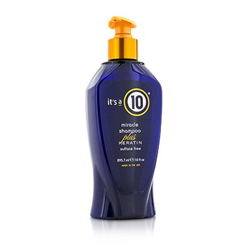 Its A 10 Miracle Shampoo Plus Keratin (Sulfate Free)