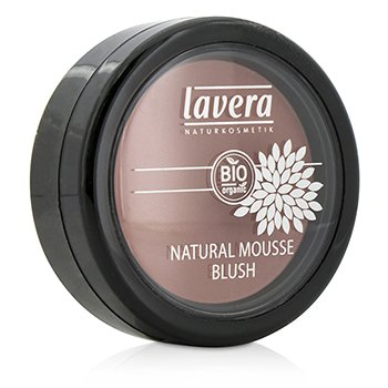 Lavera Natural Mousse Blush - #02 Soft Cherry