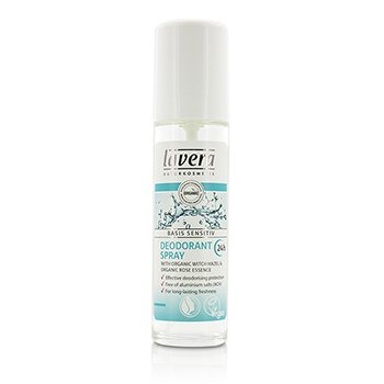 Lavera 24h Basis Sensitiv Deodorant Spray