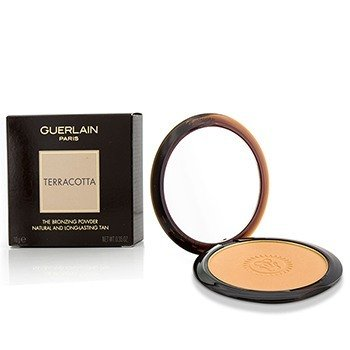 Guerlain Terracotta The Bronzing Powder (Natural & Long Lasting Tan) - No. 00 Light Blondes