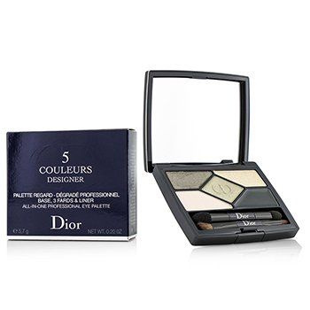 Christian Dior 5 Color Designer All In One Professional Eye Palette - No. 308 Khaki Design