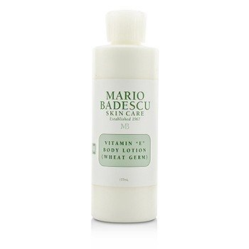Mario Badescu Vitamin E Body Lotion (Wheat Germ) - For All Skin Types
