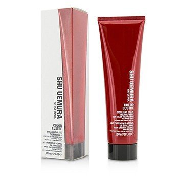 Shu Uemura Color Lustre Brilliant Glaze Thermo-Milk (For Color-Treated Hair)