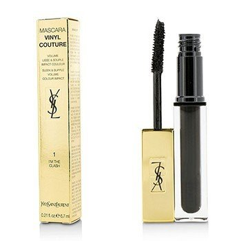 Yves Saint Laurent Mascara Vinyl Couture - # 1 Im The Clash