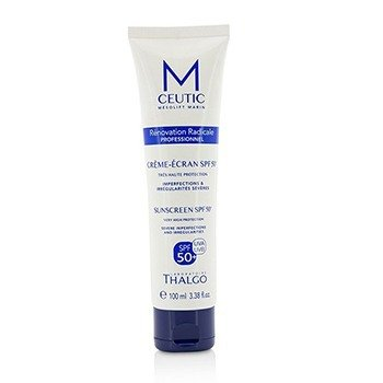Thalgo MCEUTIC Sunscreen SPF 50+ UVA/UVB Very High Protection - Salon Size