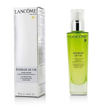 Lancome Energie De Vie Smoothing & Glow Boosting Liquid Care - For All Skin Types, Even Sensitive