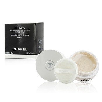 Chanel Le Blanc UV Protection Whitening Loose Powder SPF 50