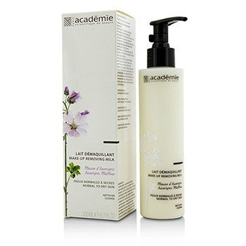 Academie Aromatherapie Make-Up Removing Milk - For Normal To Dry Skin