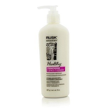 Rusk Sensories Healthy Strengthening Conditioner (Vitamin Infused with Blackberry & Bergamot)