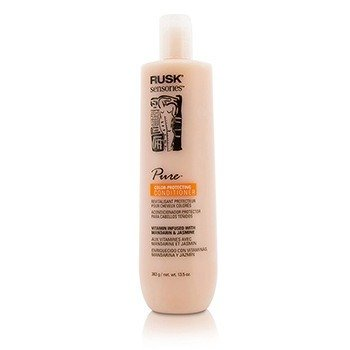 Rusk Sensories Pure Color-Protecting Conditioner (Vitamin Infused with Mandarin & Jasmine)