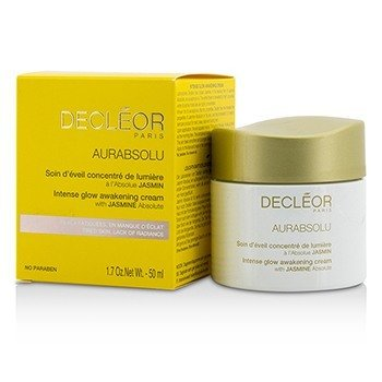 Decleor Aurabsolu Intense Glow Awakening Cream - For Tired Skin