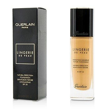 Guerlain Lingerie De Peau Natural Perfection Foundation SPF 20 - # 04N Medium