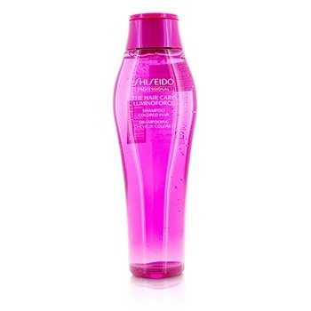 Shiseido The Hair Care Luminoforce Shampoo (Colored Hair)