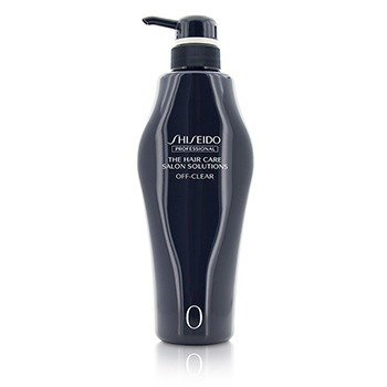 Shiseido The Hair Care Salon Solutions Off-Clear