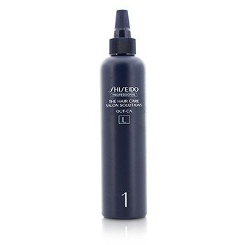 Shiseido The Hair Care Salon Solutions Out CA - # L (For Low Damaged Hair)