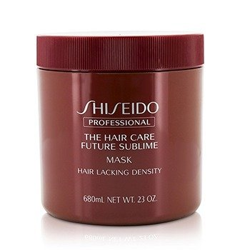 Shiseido The Hair Care Future Sublime Mask (Hair Lacking Density)