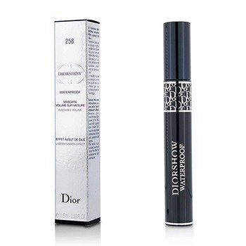 Christian Dior Diorshow Mascara Waterproof - # 258 Catwalk Blue