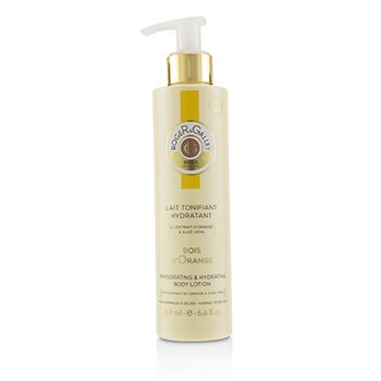 Roger & Gallet Bois d Orange Invigorating & Hydrating Body Lotion (with Pump)