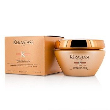Kerastase Discipline Masque Curl Ideal Shape-in-Motion Masque (For Overly-Voluminous Curly Hair)