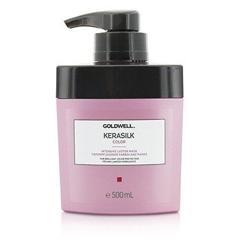 Goldwell Kerasilk Color Intensive Luster Mask (For Color-Treated Hair)