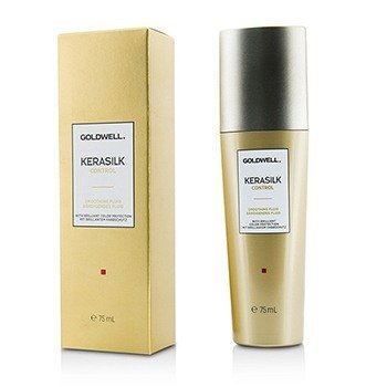 Goldwell Kerasilk Control Smoothing Fluid (For Unmanageable, Unruly and Frizzy Hair)