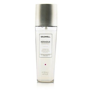 Goldwell Kerasilk Reconstruct Regenerating Blow-Dry Spray (For Stressed and Damaged Hair)