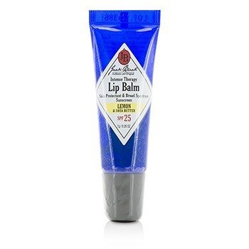 Jack Black Intense Therapy Lip Balm SPF 25 With Lemon & Shea Butter