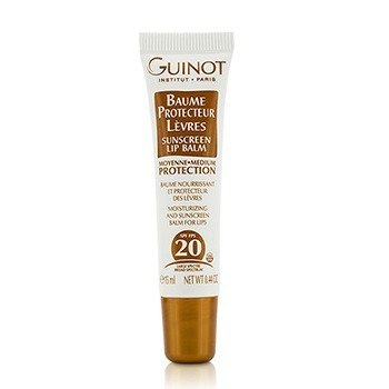 Guinot Baume Protecteur Levres Moisturizing And Sunscreen Balm For Lips SPF20