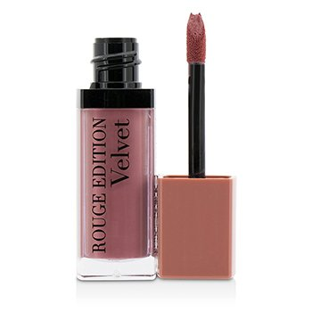 Bourjois Rouge Edition Velvet Lipstick - # 10 Dont Pink Of It