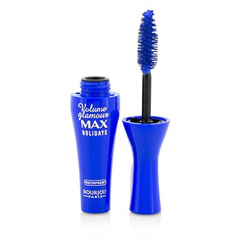 Bourjois Volume Glamour Max Holidays Waterproof Mascara - # 53 Electric Blue