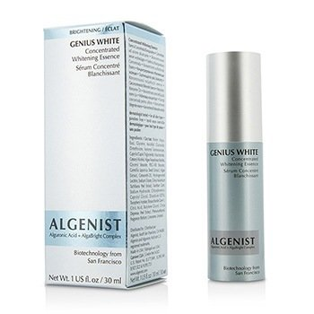 Algenist GENIUS WHITE Concentrated Whitening Essence
