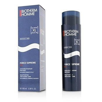 Biotherm Homme Force Supreme Total Reactivator Anti Aging Gel Care