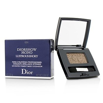 Christian Dior Diorshow Mono Lustrous Smoky Saturated Pigment Smoky Eyeshadow - # 684 Reflection